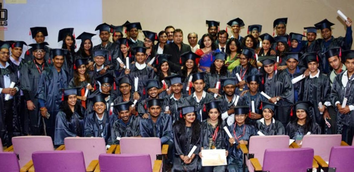 Convocation Ceremony For The MMS Batch  2013-15