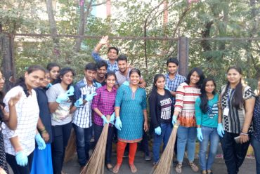 Contribution Towards Clean India