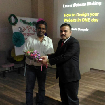 Explico session held on 04/01/2017 by Rishi Gangoly