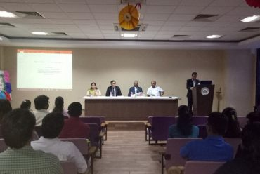 Guest Lecture by Dr Ravi Jain