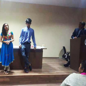 Explico session held on 15/03/2017 By Roopesh Kothari