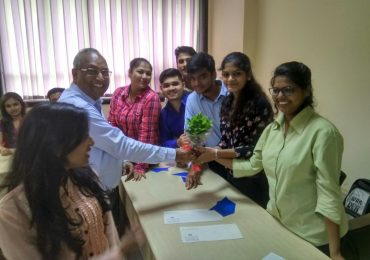 Business games organized at OIM Vashi campus