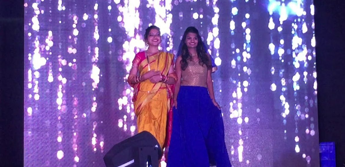 Inter collegiate Fashion Show