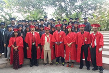 Convocation batch 2014-16