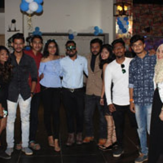 Farewell party -2018